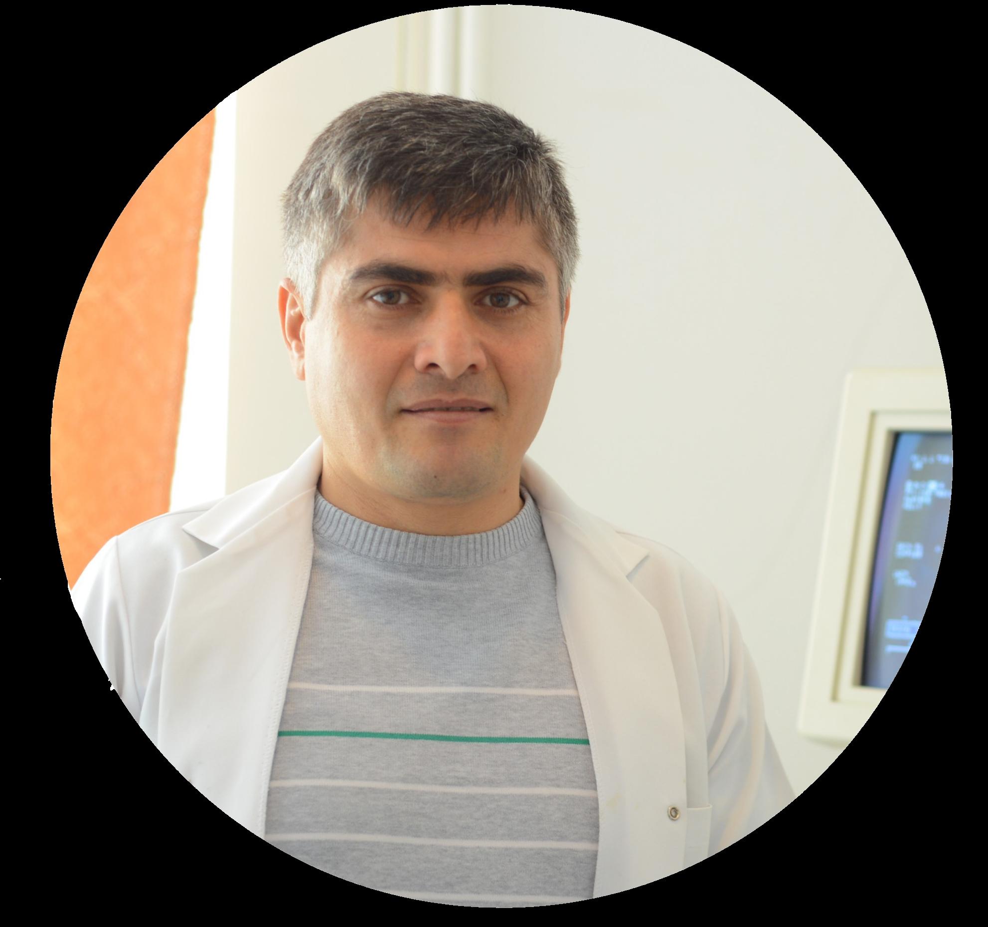Yeghegnadzor mc's doctor Xoren Mkrtchyan