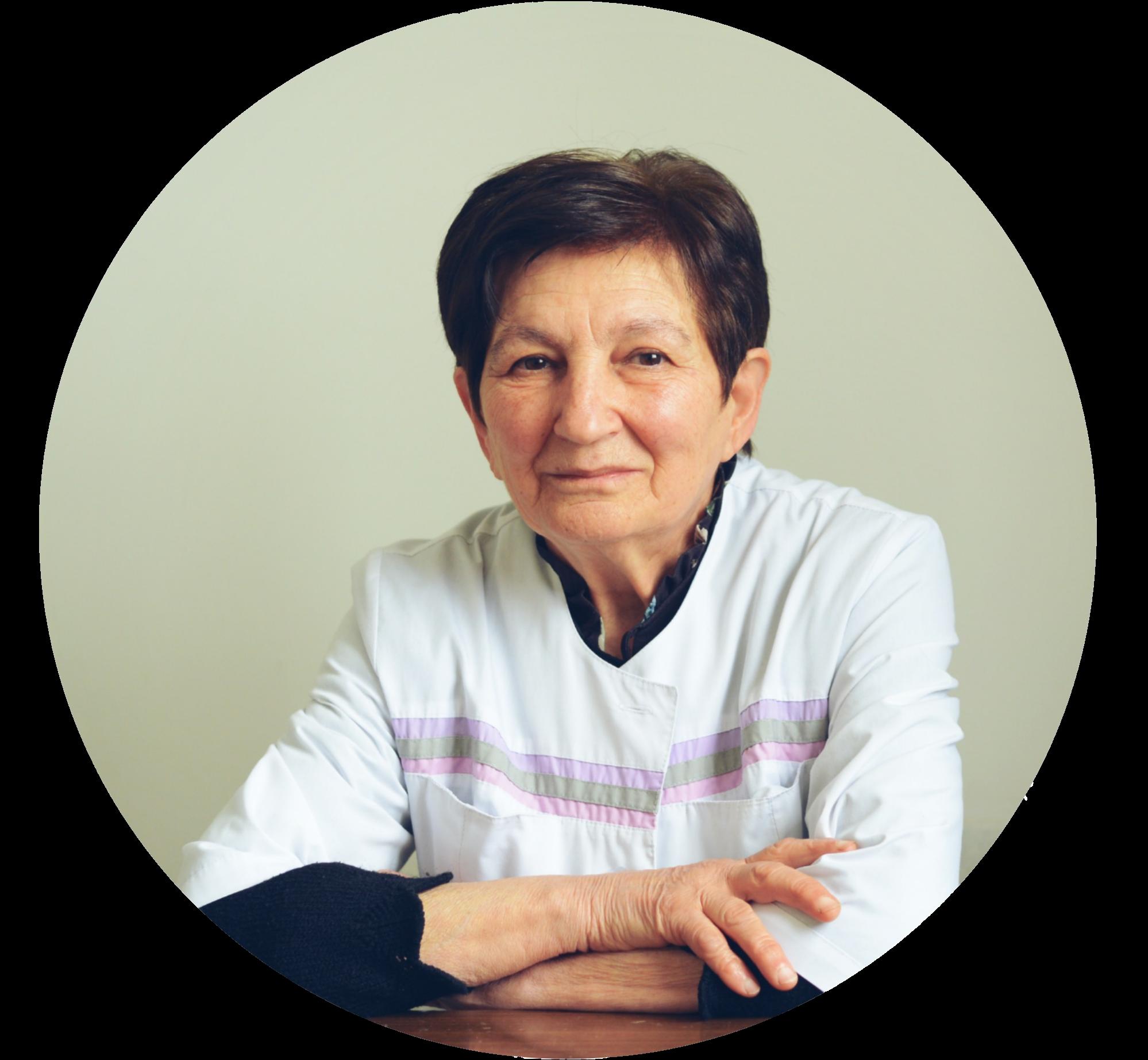 Yeghegnadzor Mc's doctor Hakobyan Anastasia
